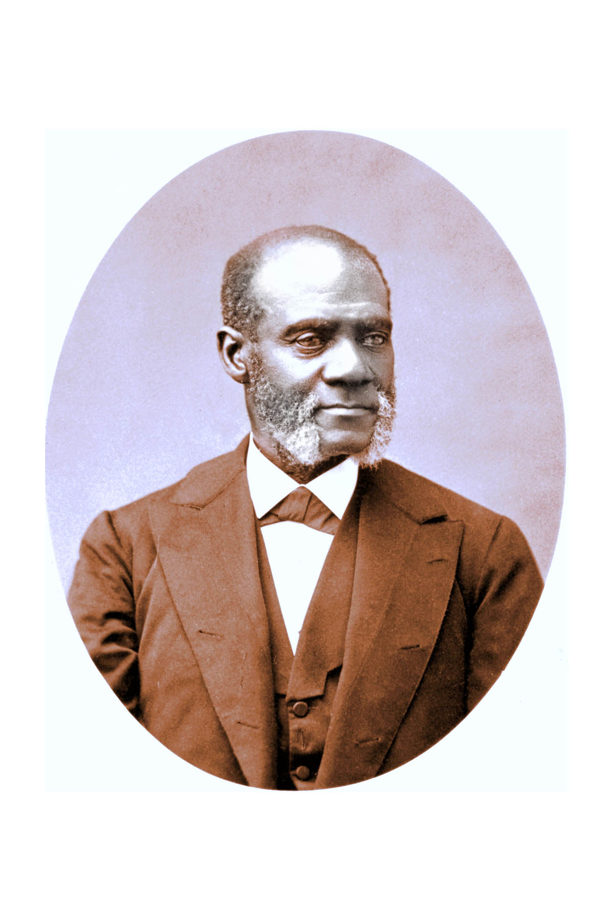 Rev Henry Highland Garnett was an African Mandinkan leader of the Presbyterian church in NYC in the 19th Century.