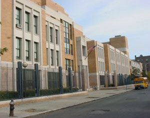 City argues that small church dominates PS 15 in Bronx
