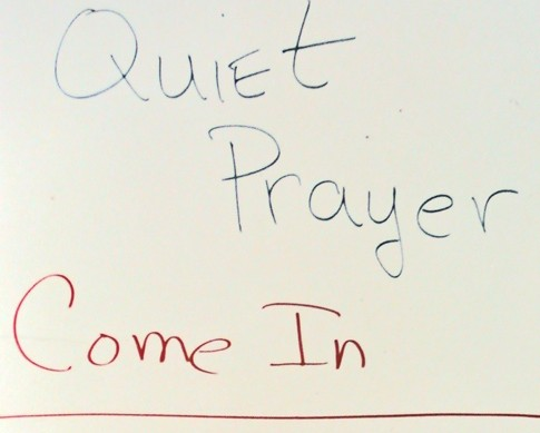Many churches like Primitive Christian Church turned their churches into sanctuaries of quietness.