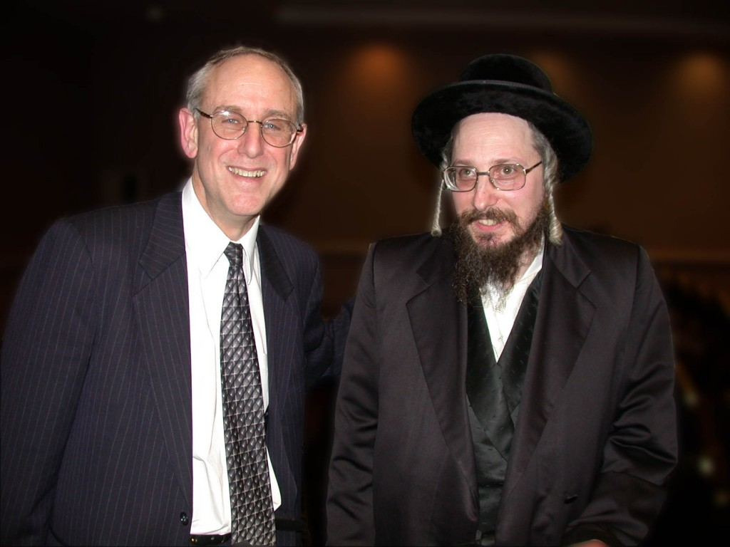 Glaser invited Rabbi to attend debate in Manhattan on the meaning of Isaiah 53