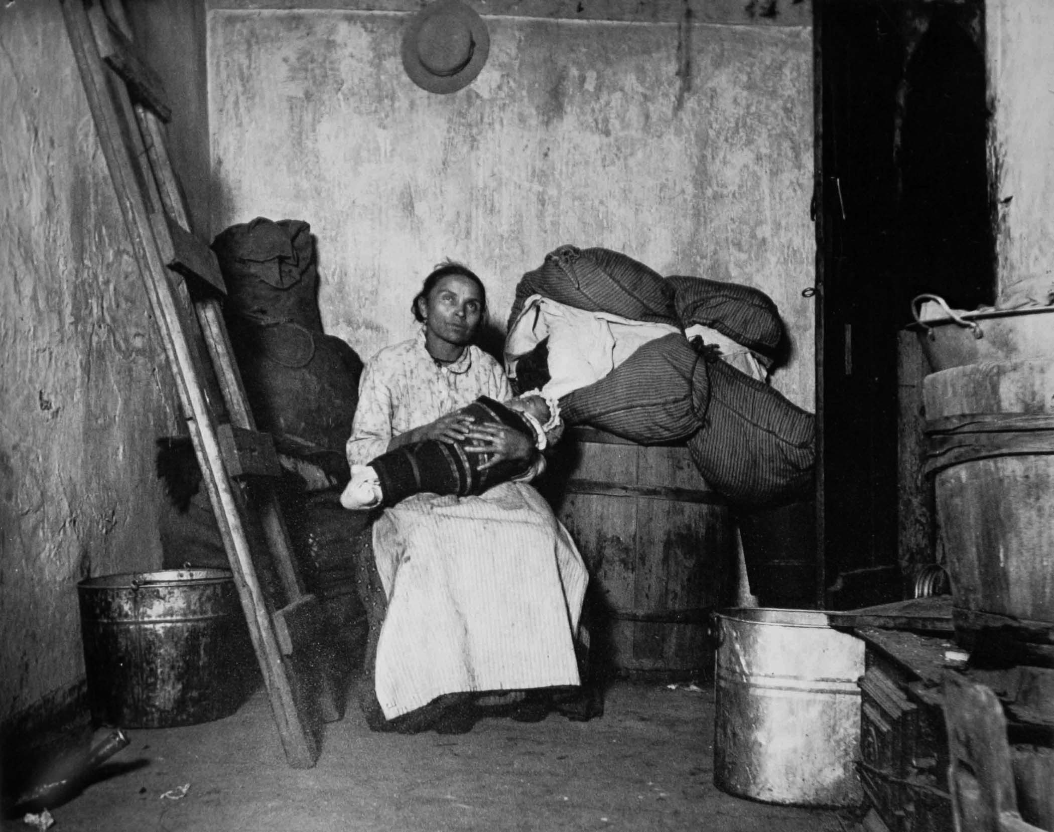 "Jacob Riis's ""Lower East Side Madonna"""