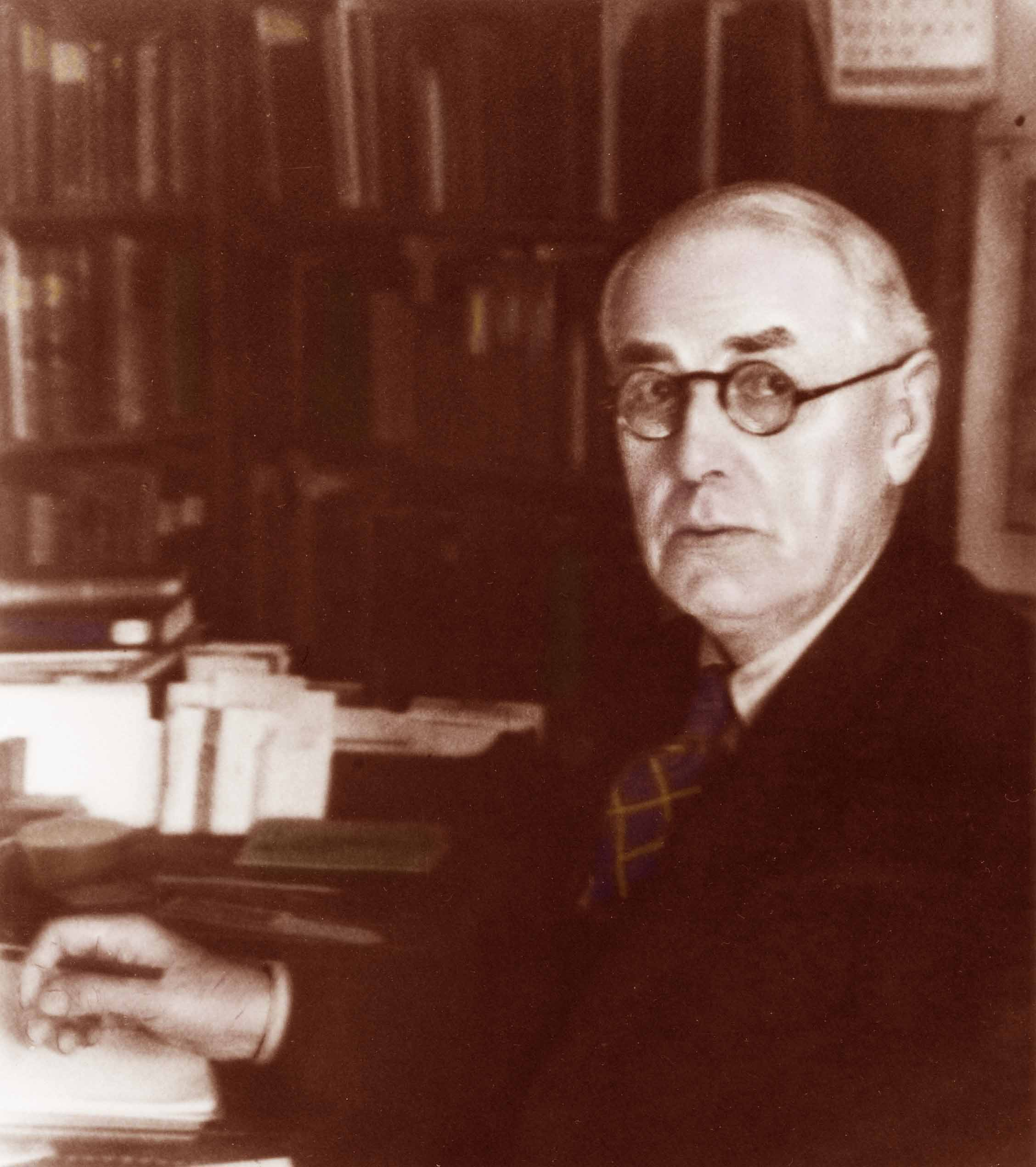 Frederick J. Teggart (1870-1946) founded the Department of Social Institutions, later called Sociology, at University of California, Berkeley.
