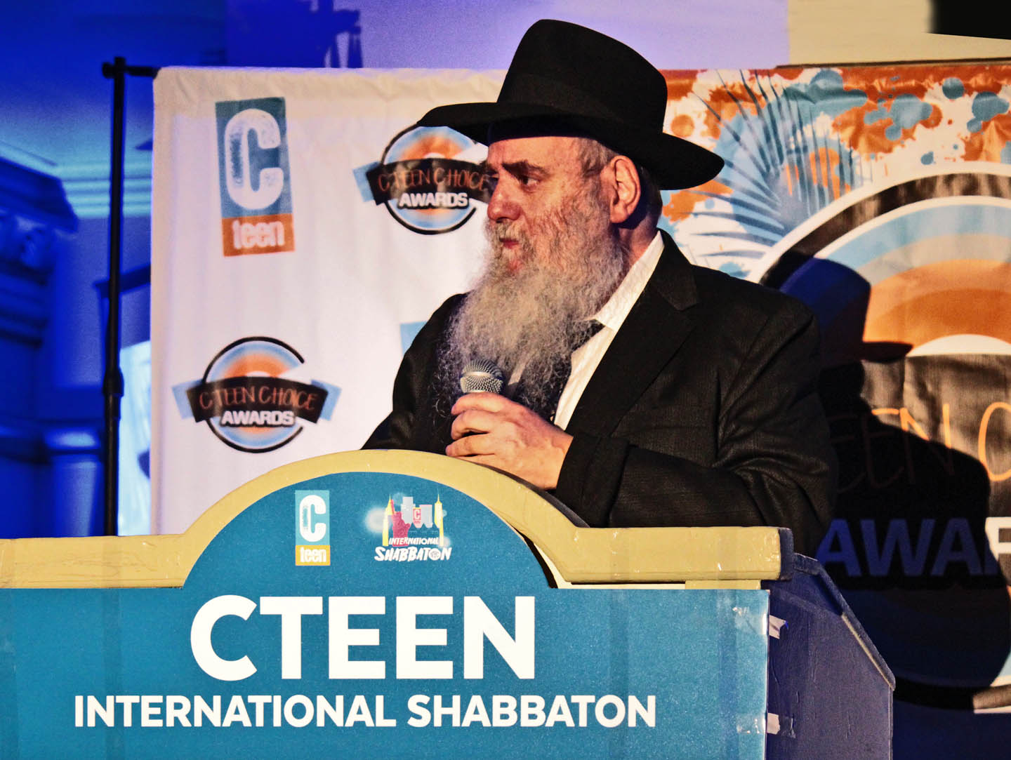 A vigorous advocate for the vision of Chabad, Rabbie Moshe Kotlarsky. Photo: Pauline Dolle/A Journey through NYC religions