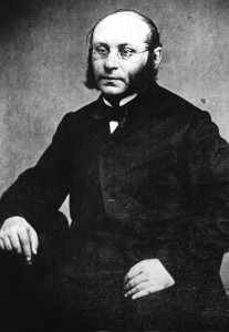 Rabbi Arnold Fischel of Congregation Shearith Israel served as an unofficial hospital chaplain for Jewish soldiers in military camps and a Washington, DC hospital recovering from Civil War wounds.