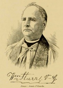 Father William Starrs was considered one of NYC's ablest theologians in his day.