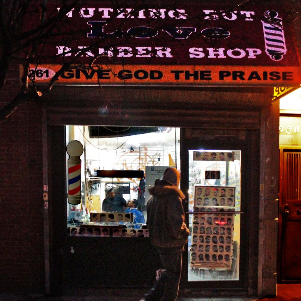 """Love has one philosophy: """"if they're bad, I teach them to be a better bad."""" Photo: Pauline Dolle/A Journey through NYC religions"""