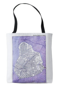 Our Williamsburg-Greenpoint, Brooklyn Journey Map